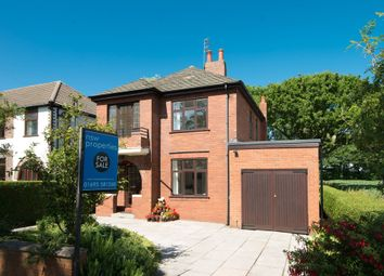 Thumbnail 4 bed detached house for sale in Long Lane, Aughton, Ormskirk