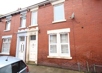 Thumbnail 3 bed terraced house to rent in Balcarres Road, Ashton-On-Ribble, Preston
