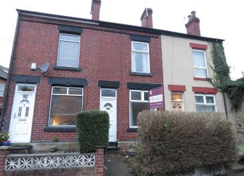Thumbnail 3 bed terraced house for sale in Alderson Road North, Highfields, Sheffield