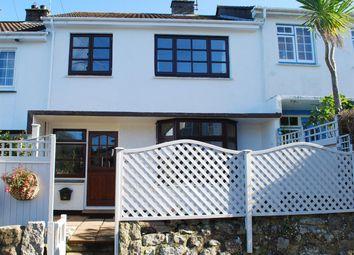 Thumbnail 4 bed terraced house for sale in Sunny Terrace, Tredarvoe, Newlyn