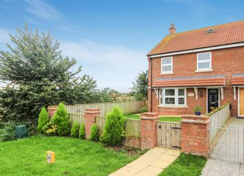 Thumbnail 4 bedroom property for sale in Main Street, Leconfield, Beverley