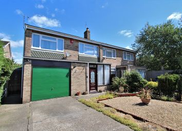 3 bed semi-detached house for sale in Bourton Close, Tilehurst, Reading RG30