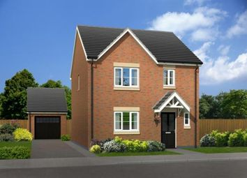 Thumbnail 3 bed detached house for sale in Thornhill Fields, Welford Road, Wigston, Leicestershire