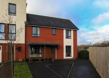 Thumbnail 3 bed property to rent in Bartley Wilson Way, Cardiff