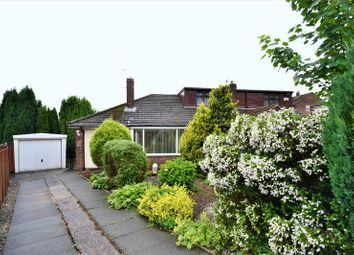 Thumbnail 2 bed semi-detached bungalow for sale in Wakefield Drive, Clifton, Swinton, Manchester