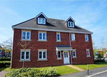 Thumbnail 2 bed flat for sale in 2 Whinfield Gardens, Worcester