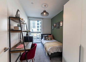 Thumbnail 1 bed flat for sale in Elephant Park, London