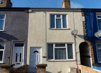 Thumbnail 3 bedroom terraced house for sale in Princes Road, Fletton, Peterborough