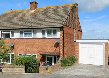 Thumbnail 3 bed semi-detached house to rent in Emmanuel Road, Hastings, East Sussex