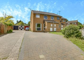 Thumbnail 3 bed end terrace house for sale in Stace Way, Worth, Crawley