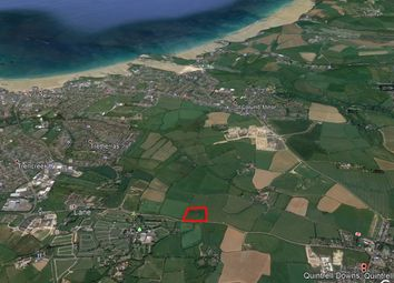 Thumbnail Land for sale in Land North Of A392, Newquay
