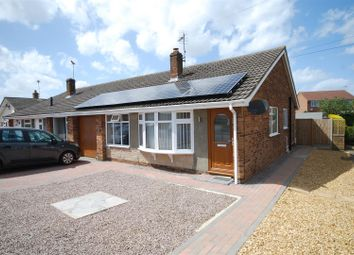 Thumbnail 2 bed semi-detached bungalow for sale in Holborn Road, Spalding