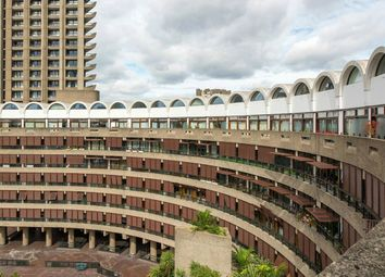 Thumbnail 1 bed flat for sale in Frobisher Crescent, Barbican, London