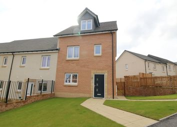 Thumbnail 4 bed town house for sale in 17B Weir Crescent, Chasefield Estate, Denny