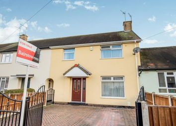 Thumbnail 3 bed terraced house for sale in Meadowvale, Clifton, Nottingham, Nottinghamshire