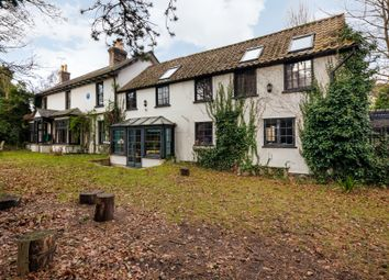 Thumbnail 4 bed detached house for sale in Mill Way, Grantchester, Cambridge