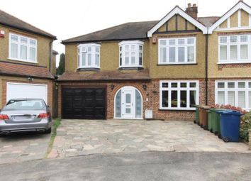 Thumbnail 4 bed detached house to rent in Parkfield Gardens, Harrow