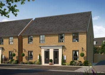 "Thumbnail 3 bedroom semi-detached house for sale in ""Finchley"" at Highfield Lane, Rotherham"
