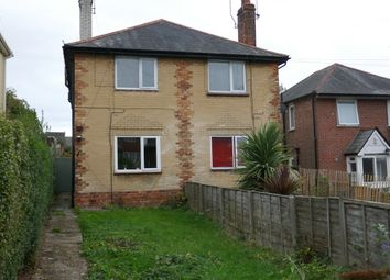 Thumbnail 1 bed flat to rent in Albert Road, Parkstone, Poole