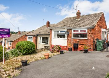 Thumbnail 2 bed semi-detached bungalow for sale in Coppice Wood Crescent, Yeadon, Leeds
