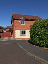 Thumbnail 2 bed semi-detached house for sale in Camberwell Close, Gateshead