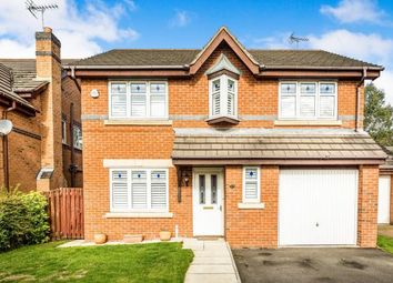 Thumbnail 4 bed detached house for sale in Kennington Park, Widnes, Cheshire
