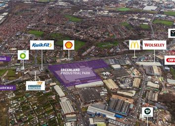 Thumbnail Light industrial to let in Greenland Trade Park, Greenland Road, Darnall, Sheffield, South Yorkshire