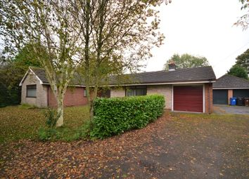 Thumbnail 3 bed detached bungalow for sale in The Hillock, Astley, Tyldesley, Manchester