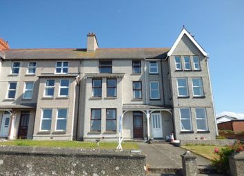 Thumbnail 6 bed terraced house for sale in Marine Terrace, Cemaes Bay, Anglesey