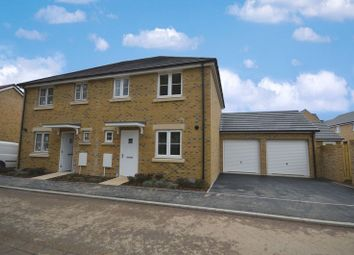 Thumbnail 3 bed semi-detached house for sale in Clarks Close, Yeovil