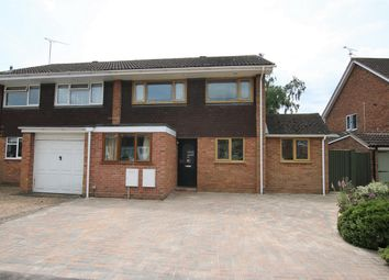 Thumbnail 3 bed semi-detached house for sale in Charwood Road, Wokingham, Berkshire