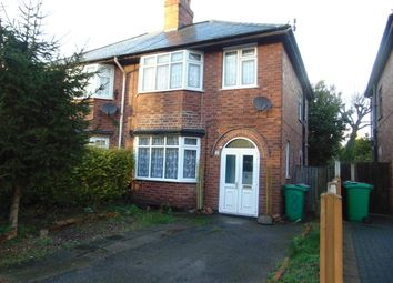 Thumbnail 4 bed semi-detached house for sale in Darley Avenue, Bobbersmill, Nottingham