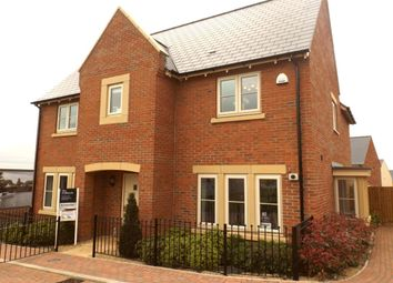 Thumbnail 4 bedroom detached house for sale in Fox Lane, Green Street, Kempsey, Worcester