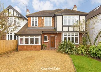 4 bed detached house for sale in Charmouth Road, St Albans, Hertfordshire AL1