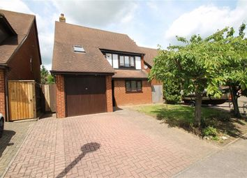 Thumbnail 4 bedroom detached house to rent in Morrison Court, Crownhill, Milton Keynes, Bucks