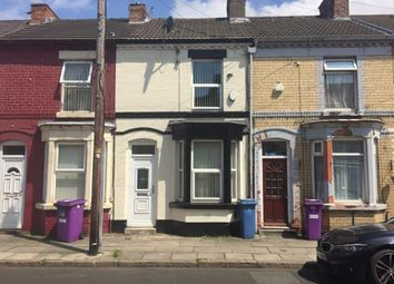 Thumbnail 2 bed terraced house for sale in 54 Hinton Street, Fairfield, Liverpool