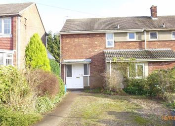 Thumbnail 2 bed terraced house to rent in Hunter Road, Brookenby, Binbrook, Market Rasen