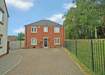 Thumbnail 4 bed detached house for sale in Dixon Close, Redditch