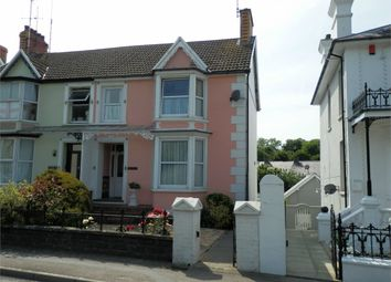 Thumbnail 3 bed semi-detached house for sale in 5 South Road, Aberaeron, Ceredigion