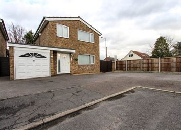 Thumbnail 3 bedroom detached house for sale in Martin Close, Soham, Cambridgeshire