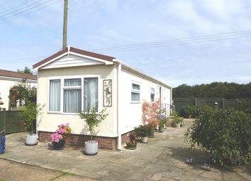 Thumbnail 1 bedroom mobile/park home for sale in Station Road, Heacham, King's Lynn