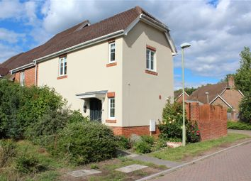 St. Swithins Road, Fleet, Hampshire GU51. 2 bed end terrace house