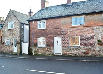 Thumbnail 2 bed cottage for sale in Main Street, Ticknall, Derby, Derbyshire