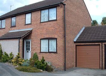 Thumbnail 2 bed semi-detached house for sale in Veronica Drive, Giltbrook, Nottingham