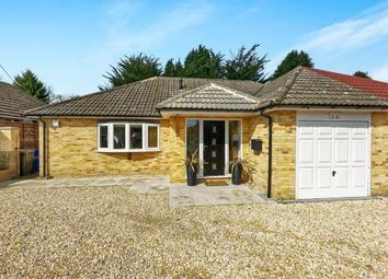 Thumbnail 2 bed bungalow for sale in Church Crookham, Fleet, Hampshire