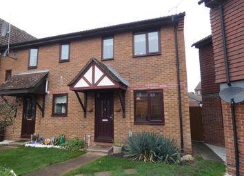Thumbnail 2 bed property to rent in Ancells Farm, Fleet, Hampshire