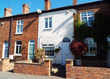 Thumbnail 2 bed terraced house for sale in Greenwood Terrace, Town Lane, Mobberley, Knutsford