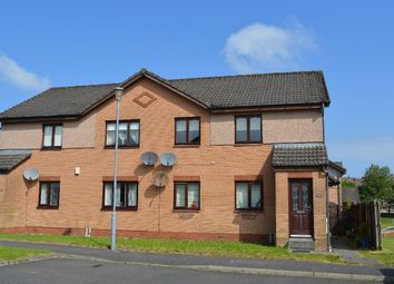 Thumbnail 1 bed flat for sale in Kilbowie Place, Petersburn, Airdrie