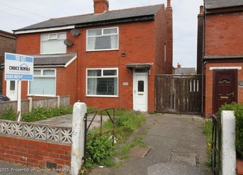 Thumbnail 2 bedroom property to rent in Warley Rd, Blackpool