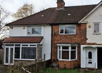 3 bed end terrace house for sale in Rodbourne Road, Harborne, Birmingham B17